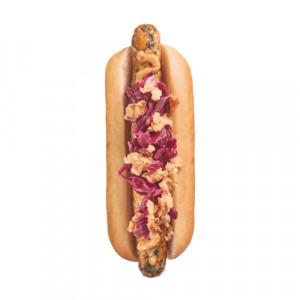 Veggie-Hotdog