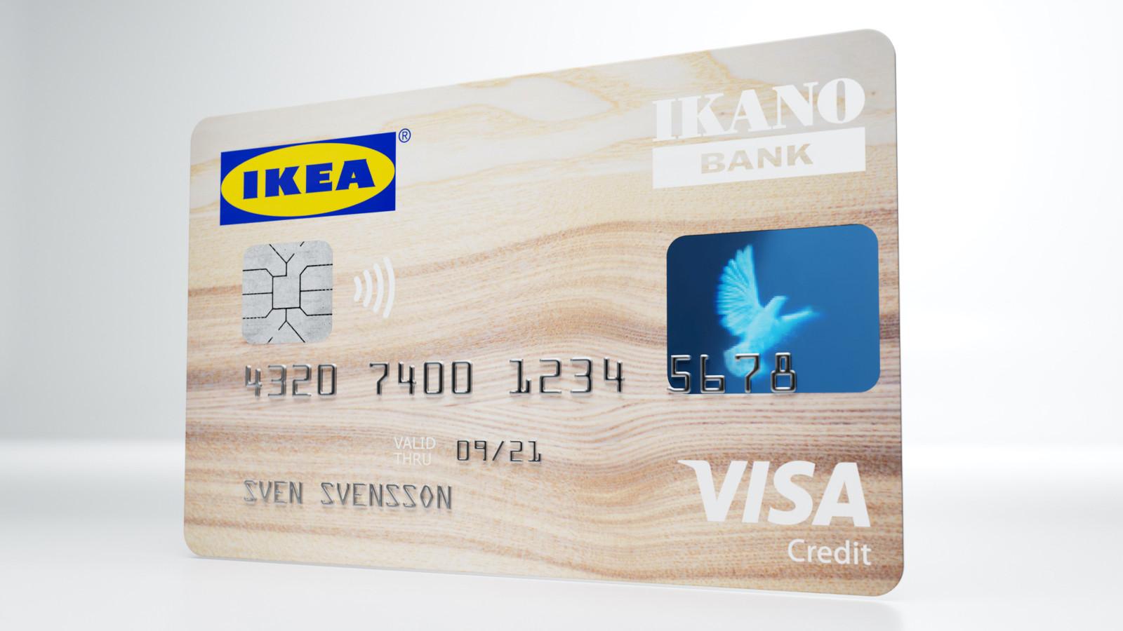 Zahlen mit der IKEA Kreditkarte lohnt sich